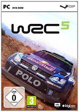 WRC 5 - FIA World Rally Championship (PC Nur der Steam Key Download Code) No DVD