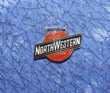Chicago NorthWestern System Railroad Train Watch Fob