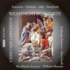 CHRISTMAS CONCERTOS & CANTATAS NEW CD