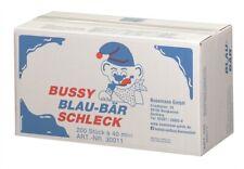 (1,71€/L) Bussy Schleckdrinks Waldbeere blau (Blau-Bär) 200x40ml