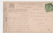 Miss Whitmill, 23 Swinerton Avenue, Leeman Road, York 1912 Postcard, M016