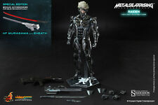 Hot Toys Metal Gear Rising Revengeance Raiden 1:6 Scale Action Figure VGM17