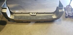 2008 4runner Rear Bumper w/hitch cut out.should fit 2006 to 2009 -pickup only
