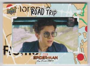 2019 Upper Deck Spider-Man Far From Home Road Trip #RT-5 Goats!