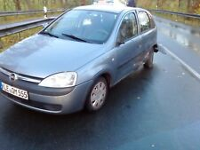 Opel Corsa C e,z. 2003 Klima , UNFALLAUTO ; AN BASTLER: