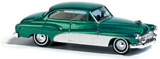 Busch 44723, Buick '50 » Deluxe«, Metallic Green, H0 Car Vehicle Model 1:87