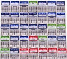 100 pcs Dental fräser Diamond burs Bohrerständer FG 1.6mm High Speed