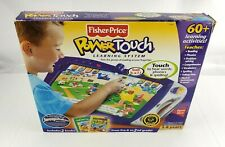 Fisher Price Power Touch Learning System With 1 Book