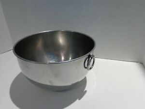Revere Ware Large Stainless Steel O Ring Mixing Bowl Pre 68
