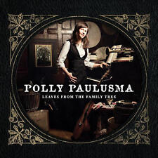 Polly Paulusma - Leaves From The Family Tree 180G LP NEW w/ Adem & Erin McKeown