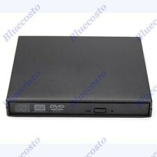 PC Laptop Notebook USB to IDE CD DVD-Rom Optical Drive External Enclosure Case