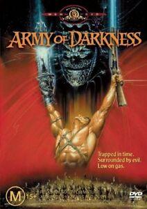 Army Of Darkness DVD - Sam Rami