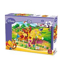 24 pièces Disney Puzzle Winnie l'OURSON & Amis jardinage amusant 05244b