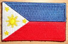 PHILIPPINES Country Flag Embroidered PATCH