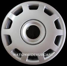 "15"" SET OF 4 Hub Caps Full Wheel Covers Rim Trim Cover Wheels Rims w/STEEL CLIPS"