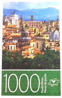 "Skyline Rome Italy Italian City View Horizon Jigsaw Puzzle 1000 Piece 14"" X 22"""