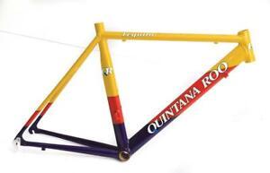 49cm Quintana Roo Tequilo TT / Triathlon Aero Bike Frame Aluminum  650c New Blem