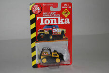 TONKA DIECAST MIGHTY BULLDOZER EARTH MOVER, 1:64, NEW IN PACK, LOT A