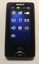 RARE Sony walkman mwz-x1050 16 GB Digital Media player (Black)