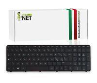 Tastiera ITALIANA per HP 15-e027sl (E2W09EA) 15-e029sl (E2W11EA) CON FRAME