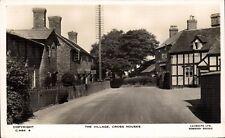 Cross Houses near Berrington & Shrewsbury. The Village # C.HSE 4 by Lilywhite.