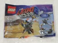 LEGO 30528 The Lego Movie Metal Master MetalBeard  NEW OLD STOCK   FREE USA SHIP