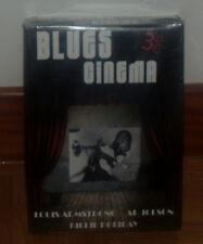 BLUES CINEMA 3 DVD LOUIS ARMSTRONG - AL JOLSON - MUSICALES V.O.S. (SIN ABRIR) R2