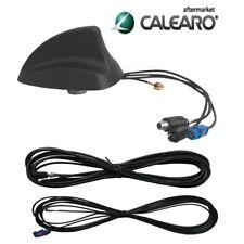 Shark 2 Quad Mehrfunktions Antenne AM/FM GPS Wifi GSM UMTS Dach KFZ Radioantenne