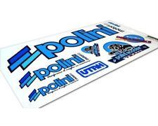Polini Scooter Team Sticker Sheet