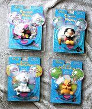 Coccolotti Disney, komplette Serie aber einer! Winnie, Mickey... Brand New Old Stock