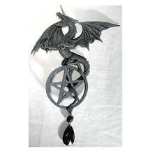 Dragon & Pentagram Dream Catcher Windchime