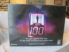 1 VS 100 Board Game By Pressman 2007~New & Factory Sealed