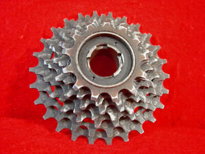 Suntour Freewheel 7 speed 13 - 26 Teeth Road Used