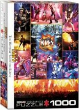 Kiss The Hottest Show On Earth Eurographics Puzzle 1000 Teile Puzzle Eg60005306