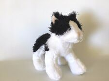 GANZ WEBKINZ BLACK AND WHITE CAT BRAND NEW WITH CODE