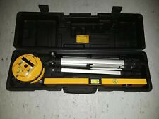 Cen Tech 16 Laser Level With 360 Rotating Head Tripod And Case Model 90980