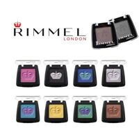 RIMMEL COLOUR RUSH SHIMMER / VELVET / METALLIC MONO EYESHADOW *CHOOSE* NEW