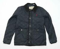 Jack Wills Mens Size M Black Lightweight Jacket