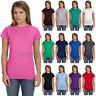 Gildan Junior Fit Soft style T Shirt Womens Tee S M L XL 2XL 3XL 64000L-G640L
