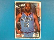 2009-10 Panini NBA Basketball n.230 James Harden Oklahoma City Thunder Rookie