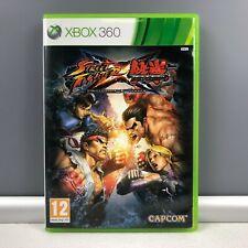 Street Fighter X Tekken (Microsoft Xbox 360)