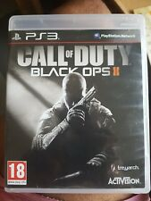 Playstation 3 PS3 Call of Duty Black Ops II 2