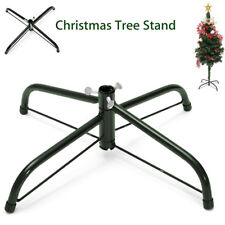 Large Christmas Tree Stand Metal Holder Base Cast Iron Stand 4 Feets Decor Gifts