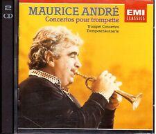 Maurice Andre': Concerti Per Tromba, Bach, Handel, Telemann, Haydn, Torelli - CD