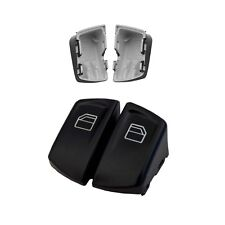 MERCEDES VITO SPRINTER WINDOW CONTROL SWITCH CAPS BUTTONS RIGHT+LEFT