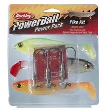 Berkley POWERBAIT POWER PACK-PIKE KIT 1 RIF: 1210493 ** 2018 STOCK **