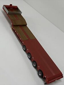Lion Toys  1/50 Scale Diecast Nooteboom Low Loader Trailer GC Flawed