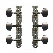 DIXON - 3234 - Mécaniques guitare acoustique - Nickelée 3 + 3
