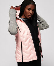 Superdry Womens Storm Injected Luxe Hybrid Jacket