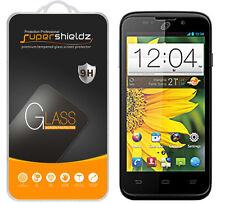 2X Supershieldz Tempered Glass Screen Protector Saver For ZTE Majesty Z796C